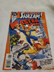Power of Shazam 8 Near Mint Cover by Jerry Ordway