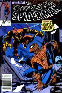 Spectacular Spider-Man (1976 series) #154, NM- (Stock photo)