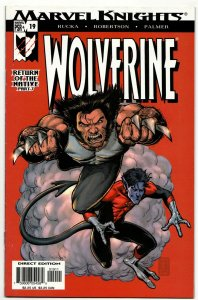 Wolverine #19 (Marvel, 2004) VF/NM