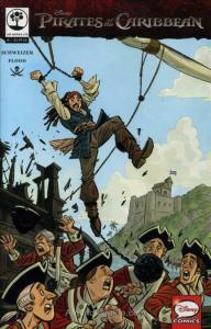 Pirates of the Caribbean (Disney's… ) #1 VF/NM; Joe | save on shipping - details