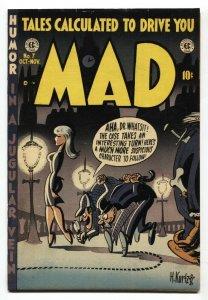 MAD #7-1953-EC COMICS-HARVEY KURTZMAN-WALLY WOOD-FN/VF