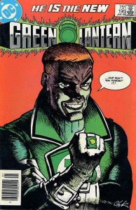 Green Lantern (2nd Series) #196 (Newsstand) FN; DC | save on shipping - details