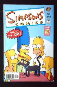 Simpsons Comics #87 (2003)