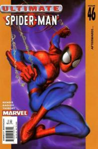 Ultimate Spider-Man (2000 series) #46, NM- (Stock photo)