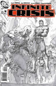 Infinite Crisis #3 (2nd) VF/NM; DC | save on shipping - details inside
