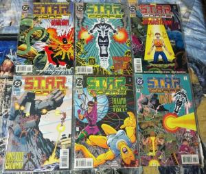 STAR CORPS (1993) 1-6 (1.50 CVR)THE SET!