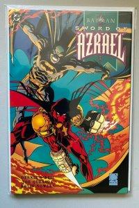 Batman Sword of Azrael #1 TBP Trade Paperback 6.0 FN (1993)
