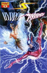 Project Superpowers #4A VF/NM; Dynamite | save on shipping - details inside