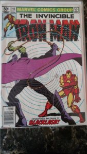 IRON MAN #146 (Marvel,1981) Condition FN/VF