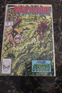 WOLVERINE #22 (Marvel,1990) Condition NM