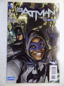 BATMAN NEW 52 # 34