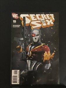 Secret Six #15 (2009)