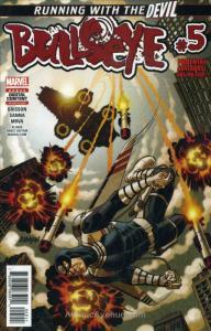 Bullseye (Marvel) #5 VF/NM; Marvel | save on shipping - details inside