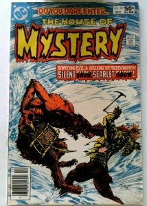 House of Mystery #287 DC 1980 VF Bronze Age 1st Printing Comic Book