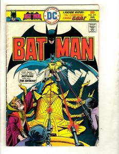 Batman # 271 FN DC Comic Book Robin Joker Catwoman Gotham Penguin Ivy GK1