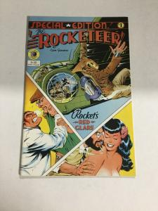 The Rocketeer Special Edition 1 Nm Near Mint Eclipse Comics