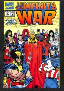 The Infinity War #1 (1992)