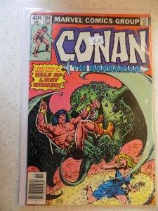 CONAN # 104 READ ADD FOR SHIPPING SAVINGS