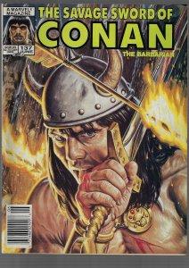 Savage Sword of Conan #137 (Marvel, 1987)