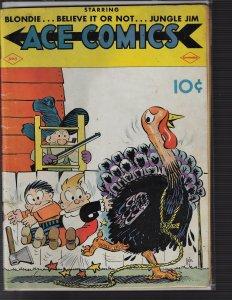Ace Comics #7 (David McKay Publications, 1937) GD+