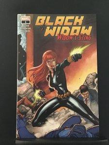 Black Widow : Widows Sting #1