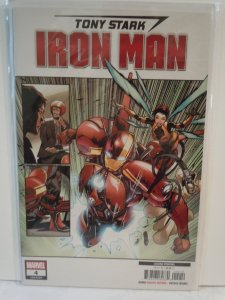 Tony Stark: Iron Man #4