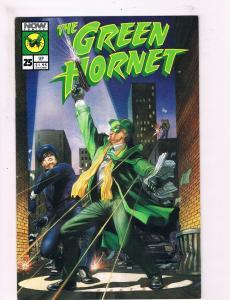 The Green Hornet #25 VF 1st Print NOW Comics Kato September Issue Book DE3