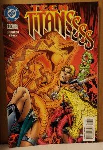 Teen Titans #10 (1997)