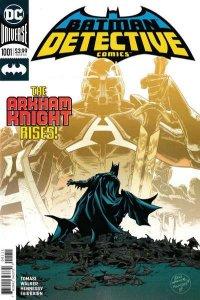 Detective Comics (2016 series) #1001, NM + (Stock photo)
