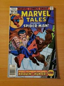 Marvel Tales #90 ~ VERY FINE - NEAR MINT NM ~ (1978, Marvel Comics)