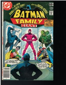 Batman Family #16 (DC, 1977)