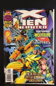 X-Men Unlimited #15 (1997)