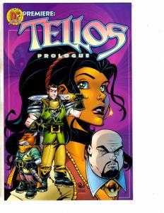 Tellos Prologue # 1 NM 1st Print Dynamic Forces Variant W/COA Image Comic J240