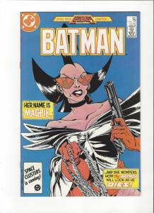 Batman #401 Legends Crossover 1st Magpie NM