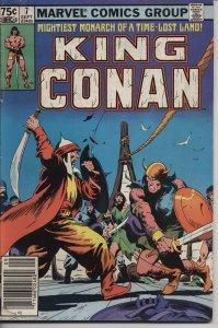 King Conan #7 (1981)