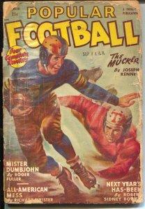 Popular Football-Winter 1948-Thrilling-P