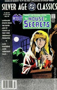 DC Silver Age Classics House of Secrets #92 NM 1992  Horror Reprint Comic of Key