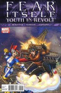 Fear Itself: Youth In Revolt #5 FN; Marvel | save on shipping - details inside
