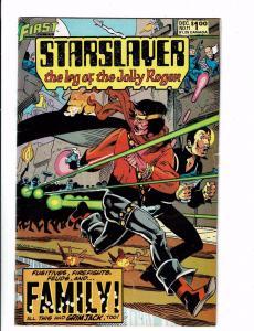 Lot of 7 Star Slayer First Comics #11 12 13 14 15 17 18 Grimm Jack JB1