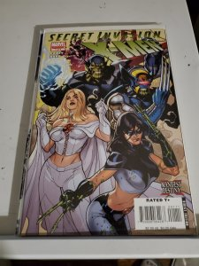 Secret Invasion: X-Men #1 (2008)