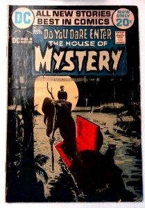 House of Mystery #205 DC 1972 VG+ Bronze Age Comic Book 1st Print