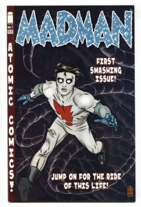 Madman Atomic Comics #1 2007 comic book First issue NM-