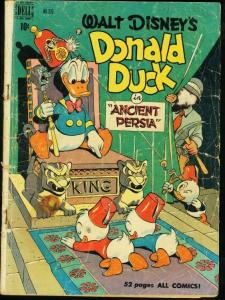 DONALD DUCK-DELL FOUR COLOR COMICS #275 1950-DELL-WALT DISNEY- G