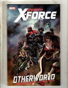 Uncanny X-Force Final Otherworld Marvel Comics TPB Graphic Novel Vol 5 HR8