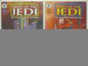 STAR WARS TALES OF THE JEDI FREEDON NADD UPRISING 1-2