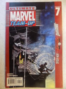 ULTIMATE MARVEL TEAM UP # 7