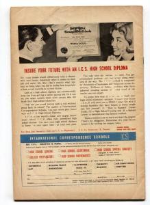 Billy The Kid #33 1962-Charlton-explosion cover-Mexican bandits-Wyatt Earp-VG+