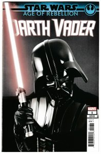 Star Wars AOR Age Of Rebellion Darth Vader #1 Movie Variant (2019) NM