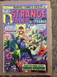 Strange Tales #184