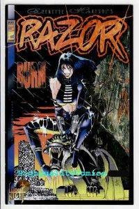 RAZOR BURN #2, NM+, Femme Fatale, Jim Balent, 1995, Hartsoe, more in store